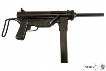 """M3 Maschinenpistole """"Grease-Gun"""" Kal. 45, USA 1942"""