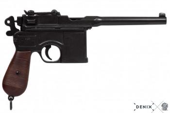 Mauser (Pistole) schwarz C 96