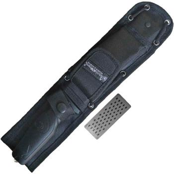 Search/Rescue Messer mit festgestellter Klinge