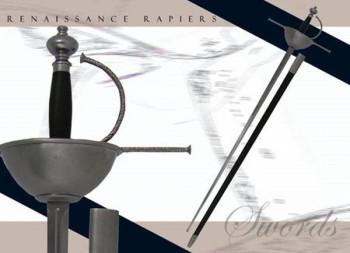 Practical Cup-Hilt Rapier