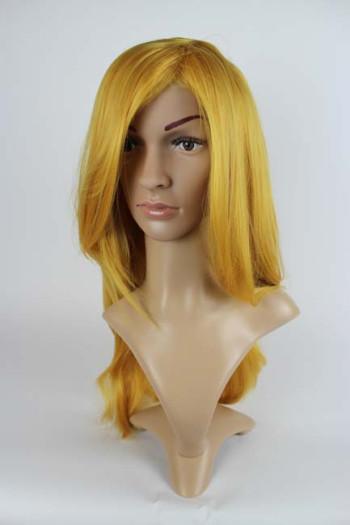 Standard Perücke – blond – lang