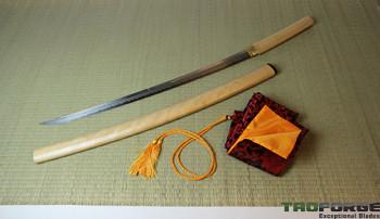 Higo Munekage Shirasaya Katana