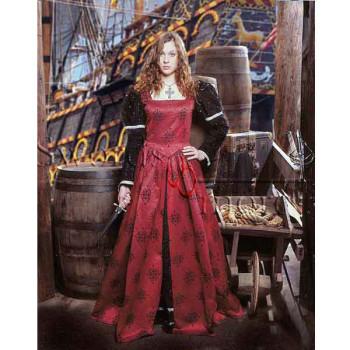 Kleid einer Adligen