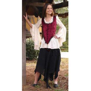 Bauernmädchen-Bluse
