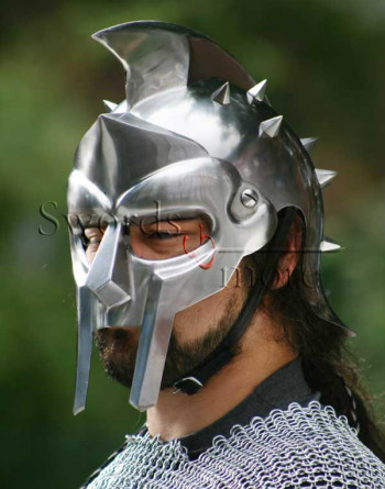 Gladiatoren Helm