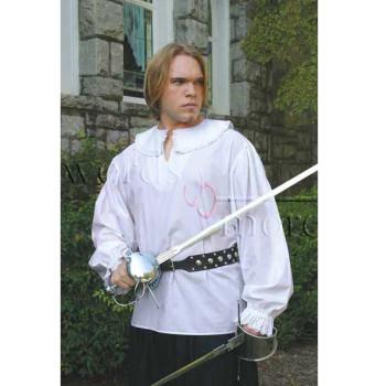 Musketier Hemd, Größe XXL
