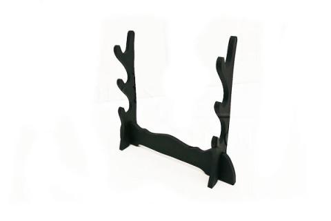 Tischständer aus Massivholz