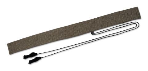 Japanische Schwerttasche - Bundmuster