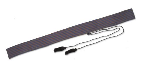 Japanische Schwerttasche - Streifenmuster