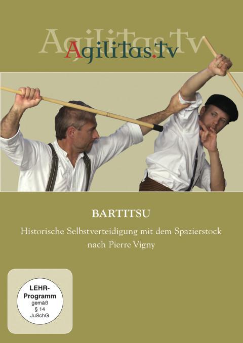 Bartitsu - Historische Selbstverteidigung mit dem Spazierstock nach Pierre Vigny