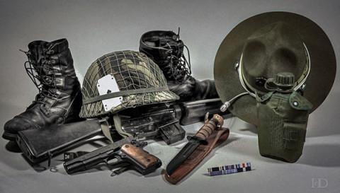 KA-BAR Full-size US ARMY Knife