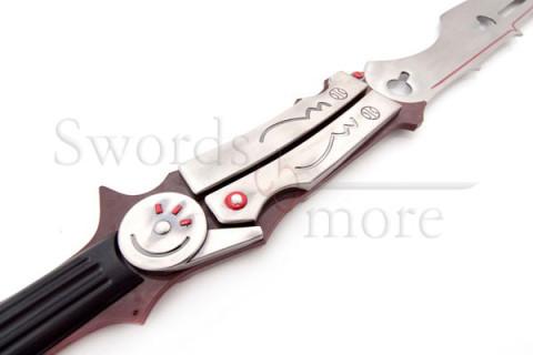Lightnings Machine Anime Schwert