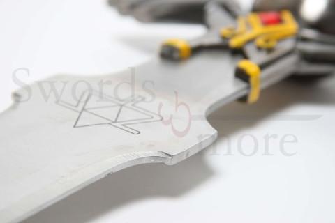 Link Master Schwert Zelda Twilight Princess Schwert mit Tafel