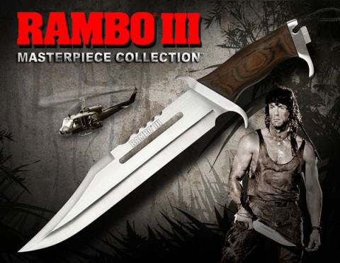 Masterpiece Collection Rambo III Standard Edition