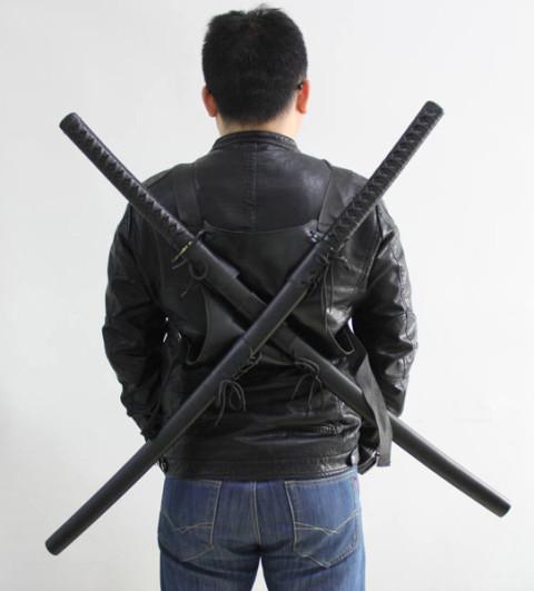 Deadpool - Zwillingsschwerter, schwarz