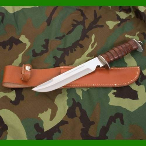 EG Waterman US WWII Kampfmesser