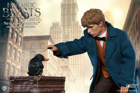 Phantastische Tierwesen My Favourite Movie Actionfigur 16 Newt Scamander 30 cm