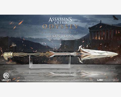 Assassin's Creed - Odyssey Replik 1/1 Gebrochener Speer von Leonidas