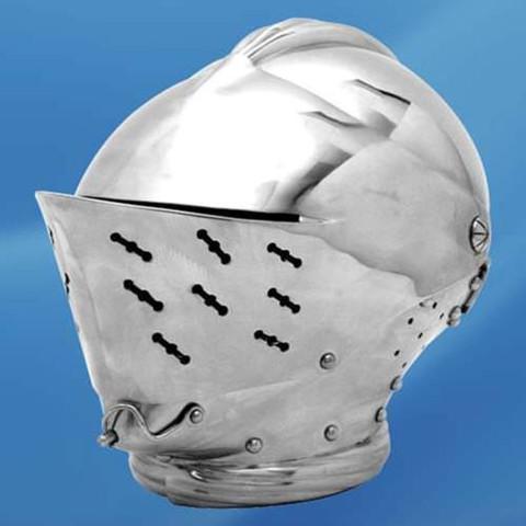 Tudor Geschlossener Helm