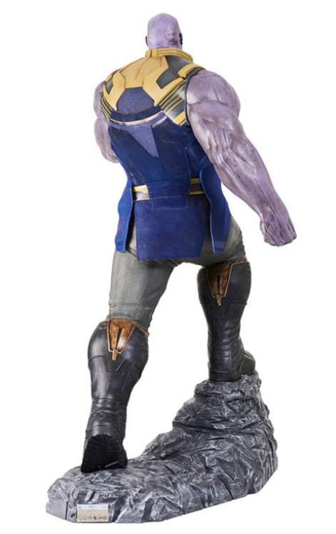 Avengers Infinity War Life-Size Statue Thanos 280 cm