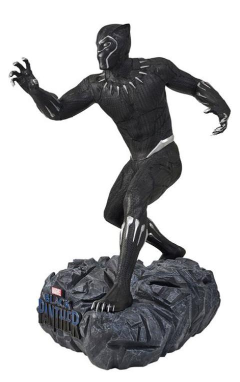 Black Panther Life-Size Statue Black Panther 175 cm