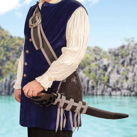 Barbarisches Piraten Cutlass