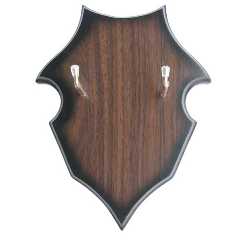 Holzwandplatte