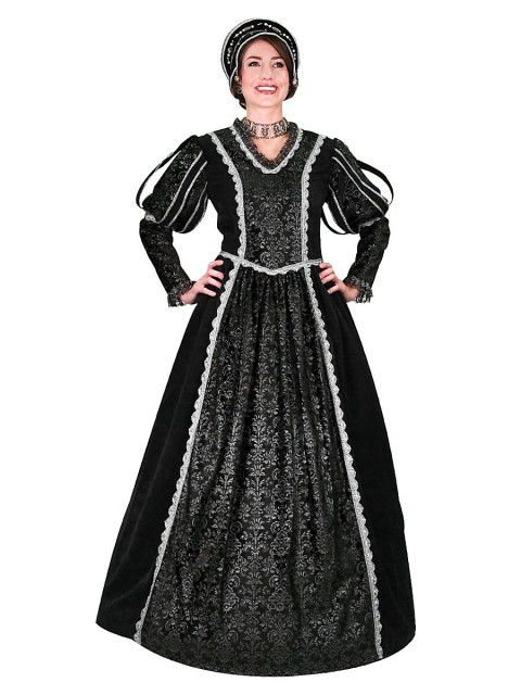 Kostüm - Anne Boleyn, Größe XL