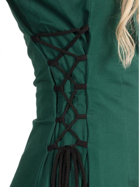 Kleid - Kristina, grün, Größe M