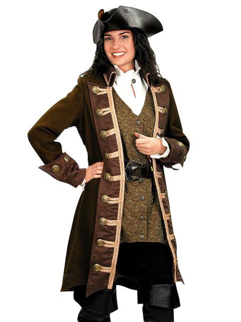 Gehrock - Piratin, Größe S