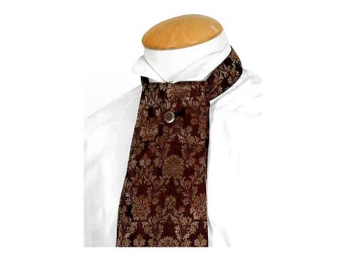 """Krawatte """"Gentleman"""" braun"""
