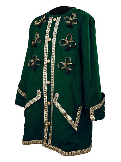 Gehrock - Archibald, grün, Größe S