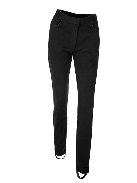 Steampunk Uniformhose schwarz, Größe M