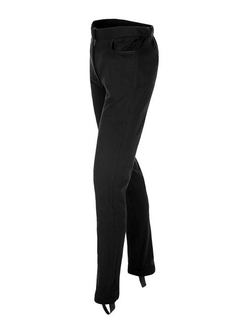 Steampunk Uniformhose schwarz, Größe S
