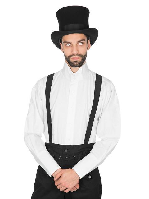 Steampunk Hemd Baron, Größe S