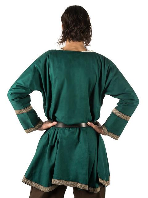 Tunika - Rainald, grün, Größe M/L