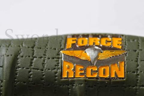 United USMC HCC Bowie mit Scheide