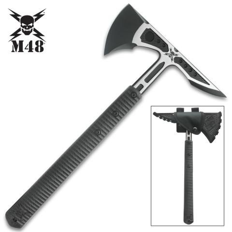 M48 Liberator Tomahawk mit Scheide