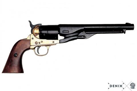 Colt Modell M 1860 schwarz