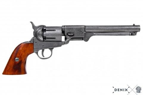 Col Revolver Mod. Army grau