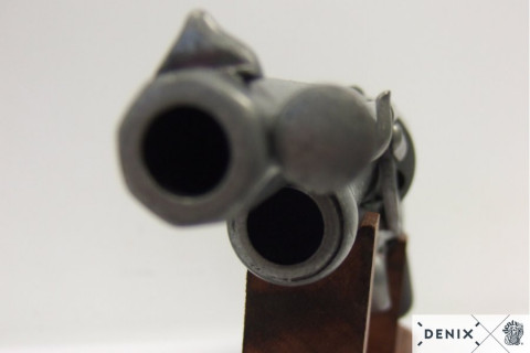 "US-Revolver ""LeMat"", grau"