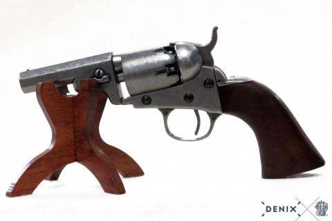 Wells Fargo Colt, grau, USA
