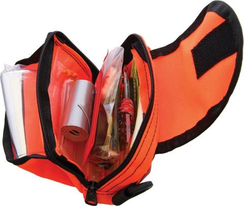 Pocket Survival Kit Orange