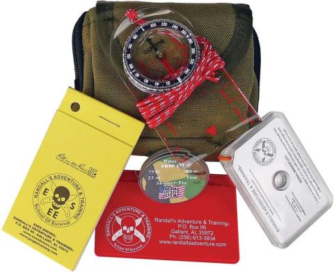 Pocket Survival Kit OD Tasche