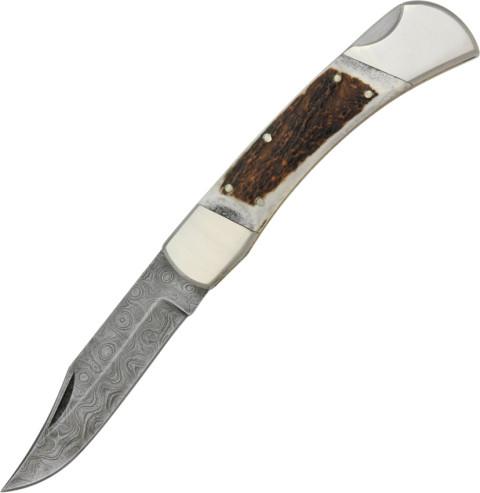 Damast-Messer