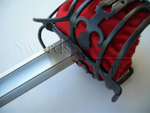 Practical Basket Hilt