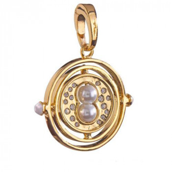 Harry Potter - Bracelet Charm Lumos Time Turner