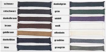 Handle Wrap Tsuka Ito for Tanto 6 mm silk (1 meter)