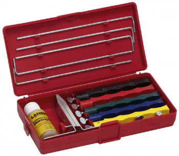Lansky Sharpening Set Deluxe with 5 Stones