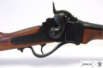 American Sharps carbine, USA 1859, black
